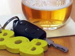 Alcohol achter het stuur