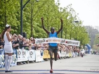 Kiprotich wint Enschede Marathon