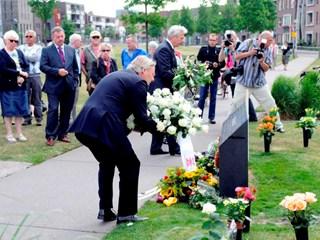 Herdenking vuurwerkramp Enschede