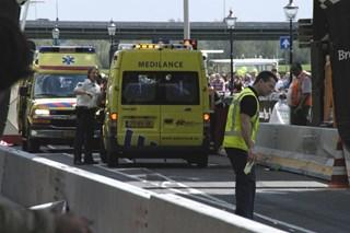 Ernstig ongeluk bij Boulevard Sprint Deventer