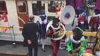 Aankomst van Sinterklaas in Enschede