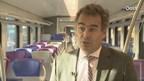 Rondleiding door nieuwe FLIRT-trein