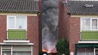 Brand in Enschede