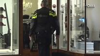 Gewapende overval kledingwinkel Sassenstraat Zwolle