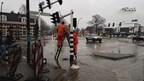 Verkeershinder in Enschede door werkzaamheden aan verkeerslichten