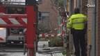 Woningbrand in binnenstad Deventer
