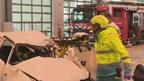 Videoreportage calamiteitenoefening in Duitsland