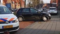 Aanrijding in Enschede