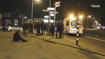 Jongens gewond na val uit discobus