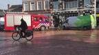 Gaslek in binnenstad Almelo