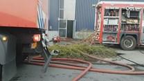 Brand in Haaksbergen