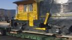 Locomotief in Deventer