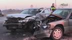 Twee gewonden bij ongeluk op N18