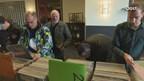 Liefhebbers zoeken naar vinyl pareltjes op platenbeurs Zwolle