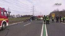 Twee doden bij ongeval bij Gronau