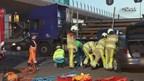 Gewonde bij ongeluk in Zwolle