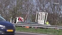 Ongeval bij Enter op A1