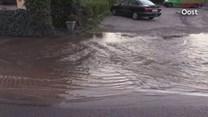 Waterleidingbreuk Nijverdal
