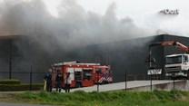 Blussen brand Steenwijk