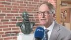 """Koning Willem III krijgt nieuwe plek in Nijverdal: """"Kans op diefstal te groot"""""""