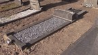 Vernielde graven in Raalte