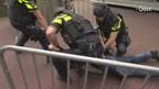 Bewakingseenheid politie oefent in Haaksbergen