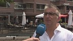 Jaap Even bezoekt de pizzabakker in Winterswijk