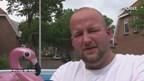Bewoner Wesley de Vries over het 'illegale' buurtzwembad in Deventer.
