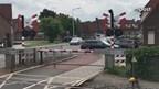 Zesde storing bij spoorwegovergang in Almelo