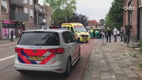 Vrouw uit auto geknipt in Almelo