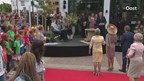 Koningin Máxima opent de Performance Factory