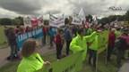 Protest Stop de Luchtvaartgroei