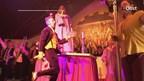 Oldenzaalse theatergroep Hydra repeteert voor de Zwarte Cross