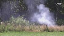 Bermbranden in Glanerbrug