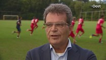 FC Twente in Langezwaag