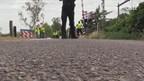 Scooterrijder overleden na aanrijding met trein