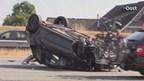 Ongeluk op A1 bij Holten