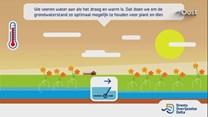 Animatievideo over werk waterschappen tijdens de droogte
