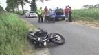 Motorrijder gewond in Balkbrug
