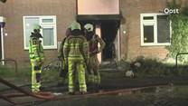 Woningbrand in Steenwijk