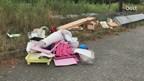 Afval gedumpt in Almelo