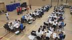 Zo worden de voorkeurstemmen geteld in bij wijkcentrum Het Anker in Zwolle