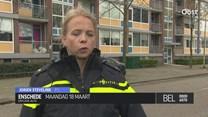 Wie heeft zwaar vuurwerk in een auto gegooid aan de Fazantstraat in Enschede?