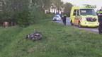 Motorrijder ernstig gewond in Holten