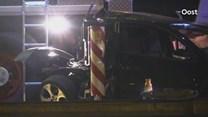 Ernstig ongeluk op A1 bij Holten