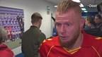 Thomas Verheydt na afloop van FC Den Bosch - Go Ahead Eagles