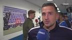 Jeff Stans na afloop van FC Den Bosch - Go Ahead Eagles