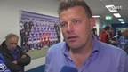 John Stegeman na afloop van FC Den Bosch - Go Ahead Eagles