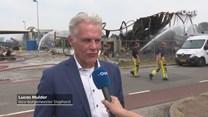 Loco-burgemeester Lucas Mulder over brand Staphorst