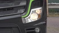Deventer bedrijf doet test met zelfrijdende vrachtwagen zonder buitenspiegels